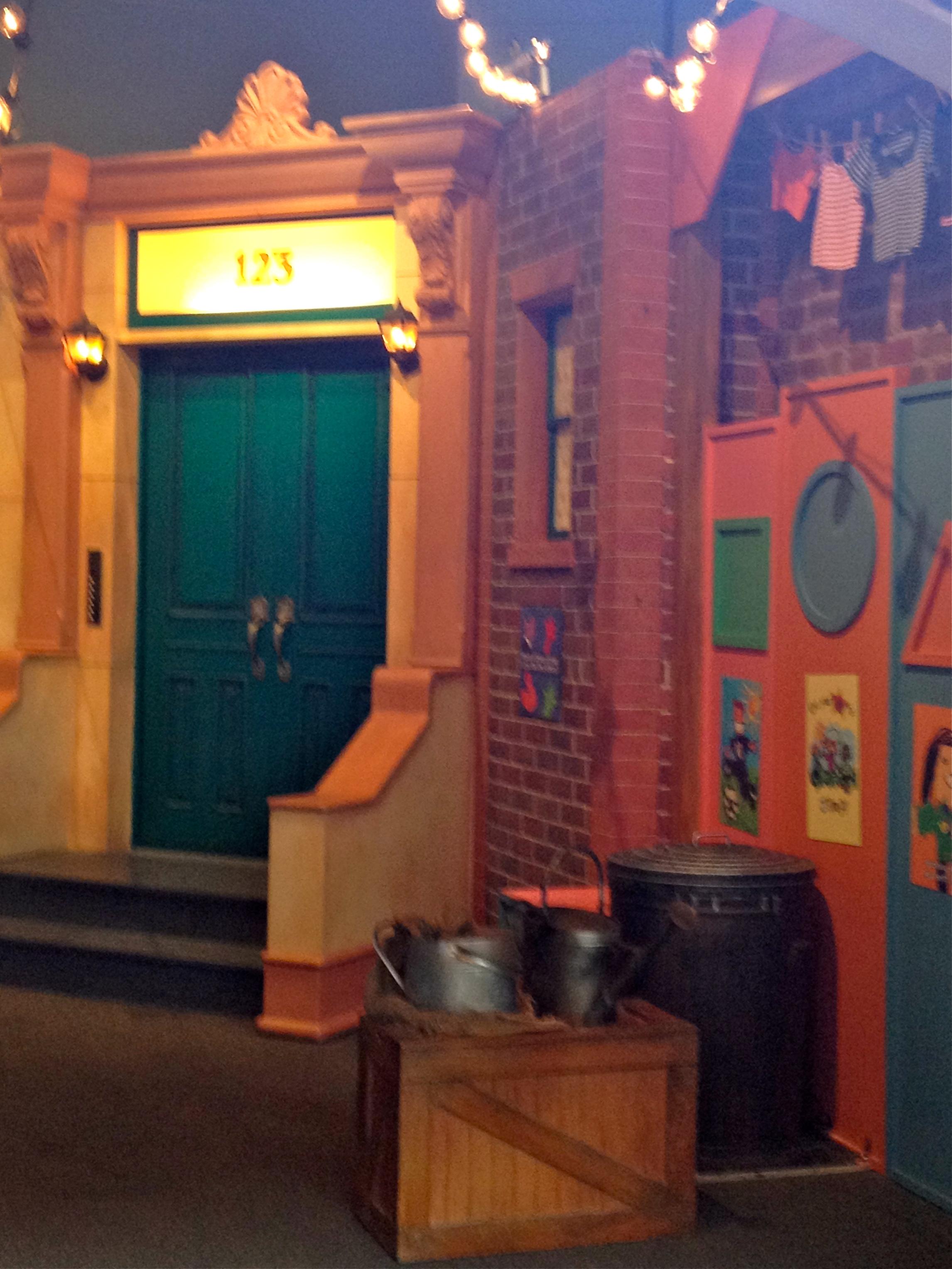 Take Sesame Street to Bishop Museum « kareninhonolulu Sesame Street Set Tour